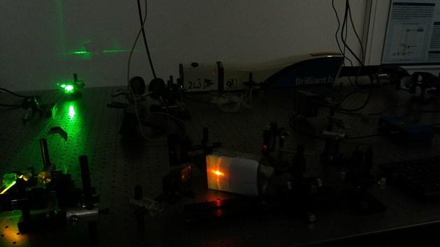 Laser corante 1