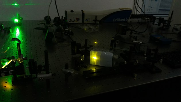 Laser corante 2