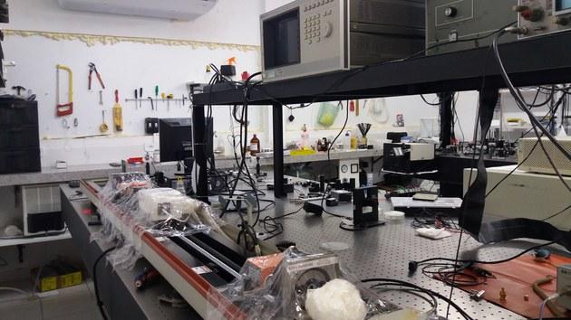 Laser quantronix