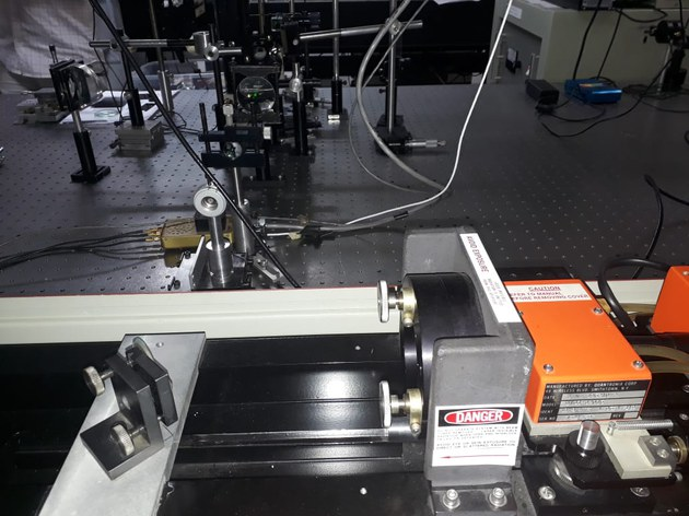 Laser quantronix 3