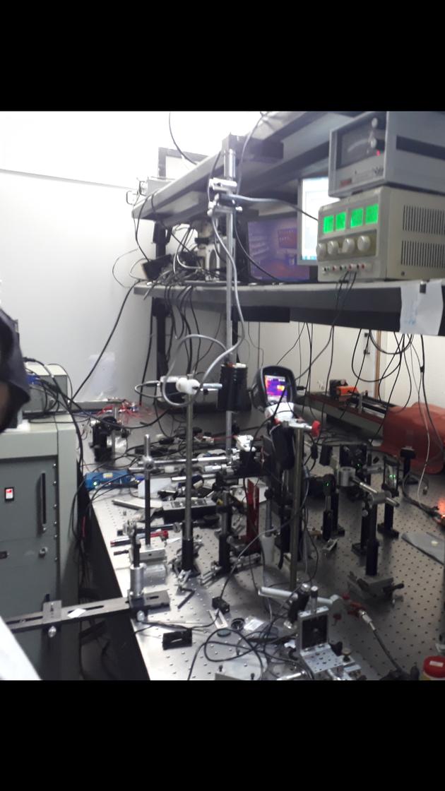 Laser quantronix 2