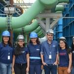 Alunos do curso de Administração realizam pesquisa etnográfica em empresa de tratamento de água, em Arapiraca