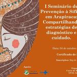I Seminário de Prevenção à Sífilis em Arapiraca: compartilhando estratégias de diagnóstico e cuidado
