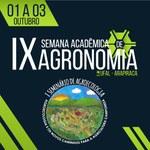 IX Semana Acadêmica de Agronomia e I Seminário de Agroecologia