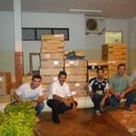 NTI Arapiraca recebe novos equipamentos para renovação e ampliação da rede lógica.